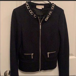 Micheal kors black blazer